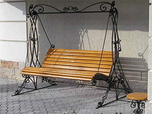 качели садовые в Екатеринбурге