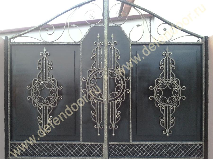 цены на изготовление ворот в Екатеринбурге